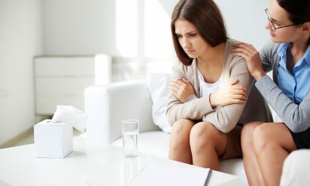 Depresja a psychoterapeuta