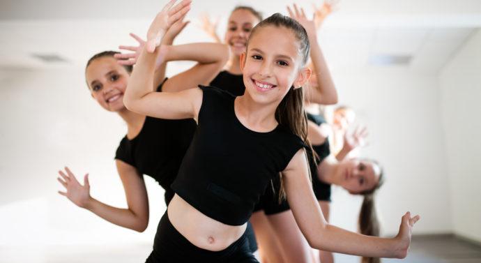 Kolonie taneczne dla miłośników zumby, disco i hip-hopu